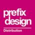 Prefix Design Logo